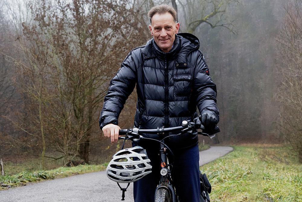 Thomas Fahrrad klein